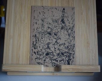 Handmade Particle Print