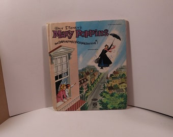 Mary Poppins Book 1964