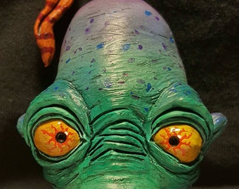 Abe from Oddworld Magnet - Hand Painted - FREE DOMESTIC SHIPPING