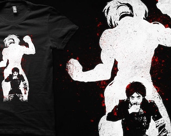 Attack on Titan T-Shirt | The World is Merciless