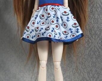 Sailor dress - Pullip/Blythe