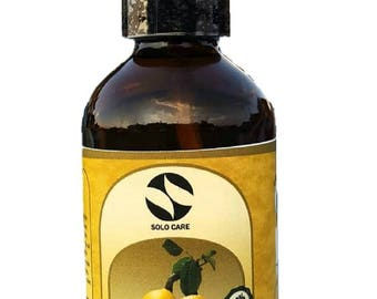 4 fl. Oz Solo Care Anti-Aging Marula Seeds Oil - Organic, 100% Pure, Lowest Price Guaranteed