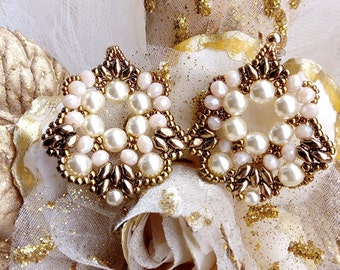Oercchini Pearls and Superduo