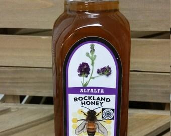 Alfalfa – Raw Beekeepers Honey