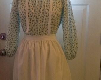 Pioneer Trek Colonial Frontier Prairie Pilgrims Renaissance Reenactment Civil War Dress Costume