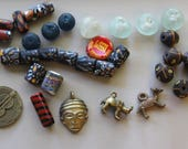 Reserved for D ONLY African Bead Destash