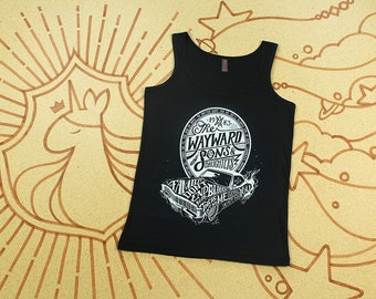Supernatural Tank Top // Wayward Sons and Daughters Tank Top // Sam and Dean Winchester shirt // Available In Plus Sizes