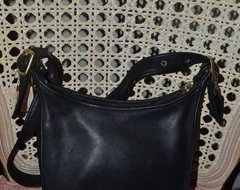 On Sale Vintage Coach ,Coach~Coach Bag~Coach Legacy Bag~ Coach 9950~ Black Coach Bag~ Excellent Condition