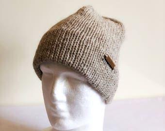 ALPACA beanie, knit beanie, beanie hats for women, beanies for women, gift for women, Valentine Day gifts, gift ideas for wife.