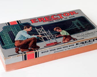 1951 Erector Set No. 4 1/2