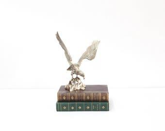 Cast Brass Eagle