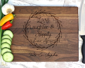 Cutting Board - Personalized Cutting Board - Engraved Cutting Board - Chef Gift - Christmas Gifts