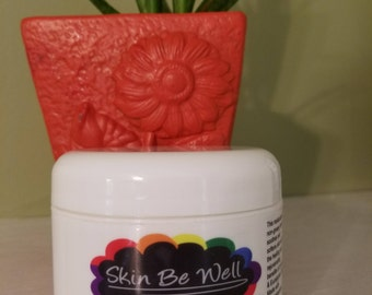 Skin Be Well Moisturizer 8oz
