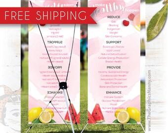 plexus event banner, FREE SHIPPING