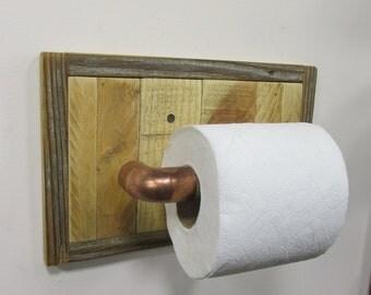 toilettenpapier halter toilettenpapier halter handtuch halter stnder halter handgemachte bauernhaus strand lagerung handtuch rack zurckgefordert holz - Freistehender Toilettenpapierhalter Mit Lagerung