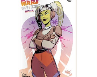 STAR WARS Forces of Destiny-Hera (cover B)