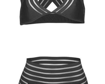 Bandage two piece set