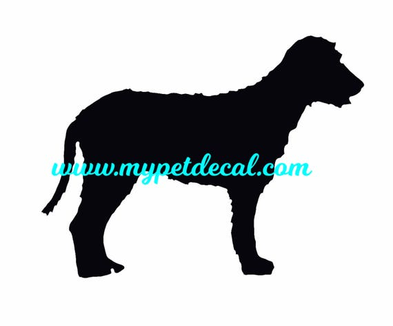 Glitter GOLDENDOODLE car magnet | FREE shipping