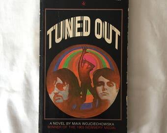TUNED OUT (Paperback YA Novel by Maia Wojciechowska)