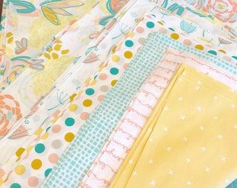 1 Yard Bundle Reverie Fusions by AGF Studio -6 Fabrics