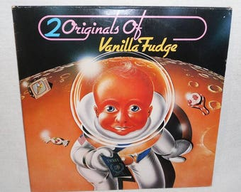 DLP-2 Originals of Vanilla Fudge-Atlantic ATL 60114-vinyl record
