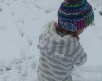 Toddler Winter Hat-12/18 months