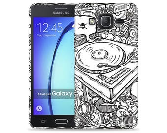 For Samsung Galaxy On5 Case - On 5 Case - SM-G5500 Case #DJ Cool Design Hard Phone Case