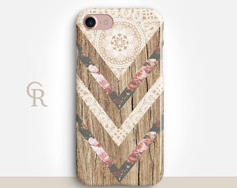 Bohemian iPhone 7 Case For iPhone 8 iPhone 8 Plus - iPhone X - iPhone 7 Plus - iPhone 6 - iPhone 6S - iPhone SE - Samsung S8 - iPhone 5