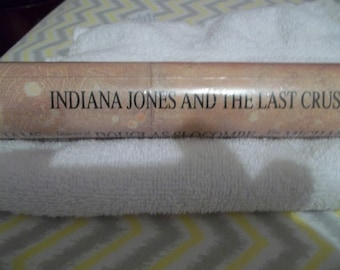 INDIANA Jones And The Last CRUSADE Poster!