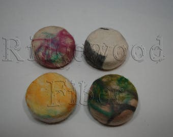 Large Assorted Felted soap
