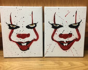Pennywise the Dancing Clown IT Horror Stephen King