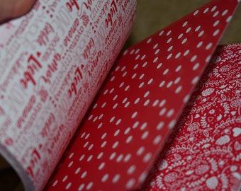 Stampin' Up! Sending Love Designer Series 6x6 Paper Stack