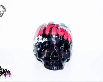 """Home'Skull, skull, Skull Revolution """"Street Art"""""""