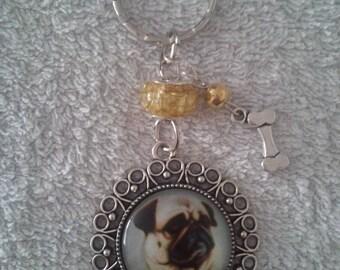 Keychain or dog handbag