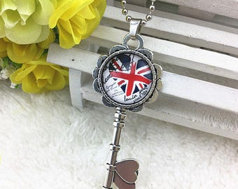 Necklace English / uk