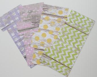 Wallet Dividers for Cash envelope system like Dave Ramsey #02