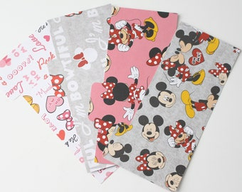 Wallet Dividers for Cash envelope system like Dave Ramsey Disney Mickey Mouse #4