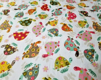 Minky weighted blanket - therapy blanket - happy turtles - gravity - adults - kids - sleep aid - insomnia - PTSD - anxiety blanket - ADHD