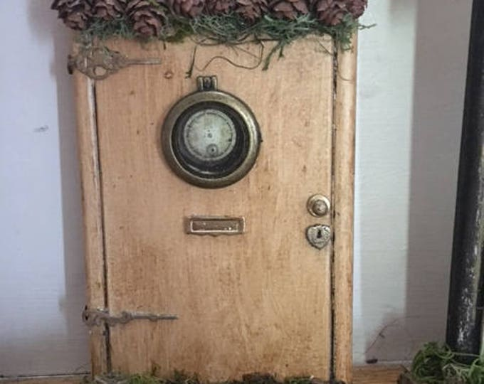 Custom Fairy Door