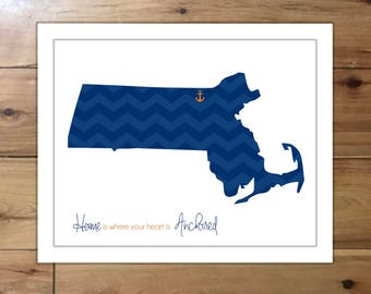 Home is Where your Heart is Anchored