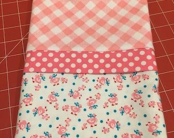 Pink Pillowcase kit