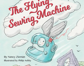 The Flying Sewing Machine book