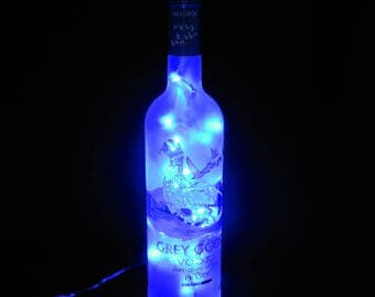 Grey Goose Light-blue