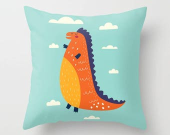 THROW PILLOW COVER with pillow insert 40x40 cm