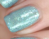 October Opal Birthstone Indie Nail Polish