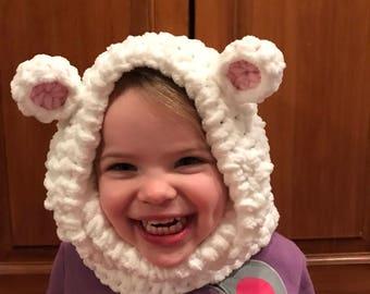 Polar Bear Snood