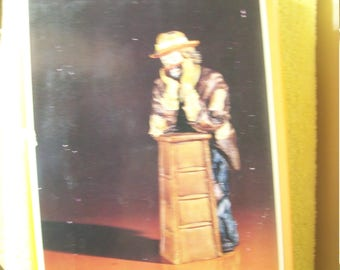 The Emmett Kelly, Jr. Signature Collection Figurine