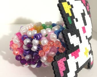 Rainbow Unicorn Cuff