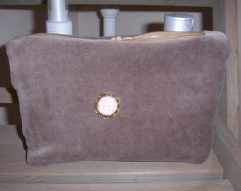 Handmade in soft Velvet