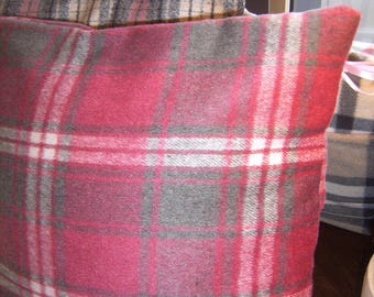 Nice soft and fluffy wool pillow